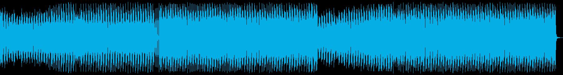 キラキラしたエレクトロ_No645_1の再生済みの波形