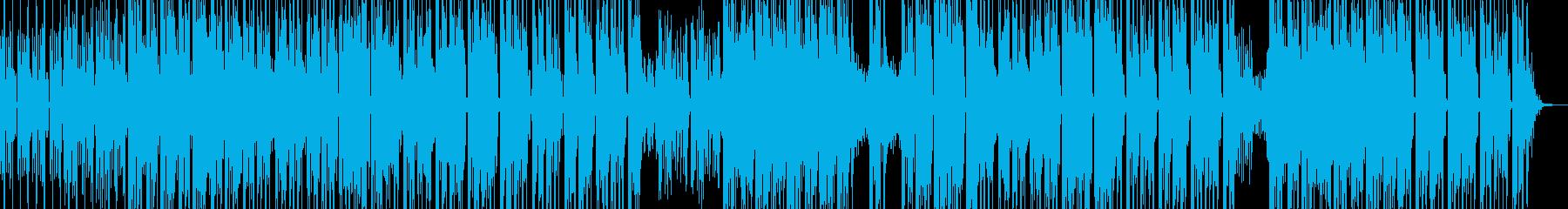 耳から離れなくなるエスニックポップの再生済みの波形