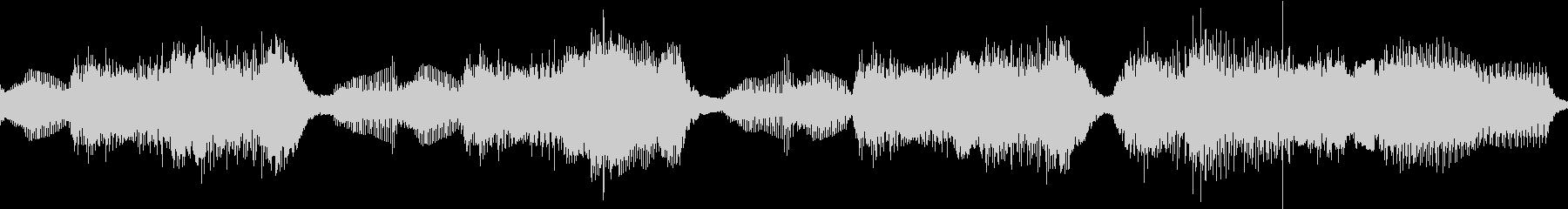 【ハロウィン風】オルガンとベル ループの未再生の波形