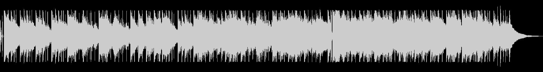 ビオラのメロディーが感動的なサウンドの未再生の波形