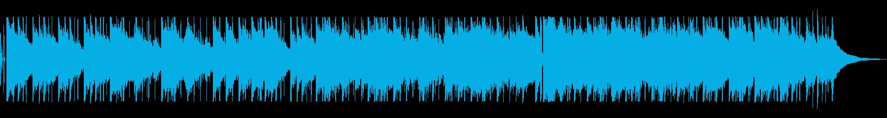 ビオラのメロディーが感動的なサウンドの再生済みの波形