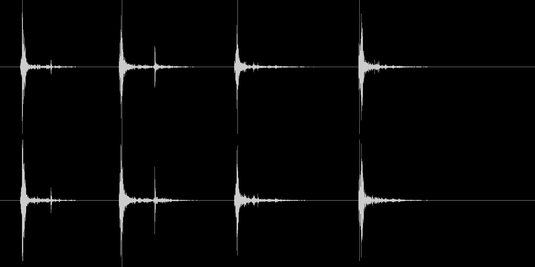 バスケットボールスラムダンク(4x...の未再生の波形