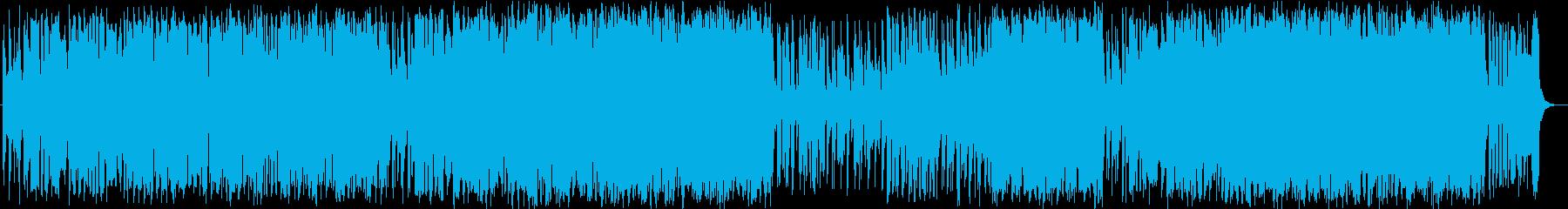 ケルト 中世ヨーロッパ 異世界なBGMの再生済みの波形