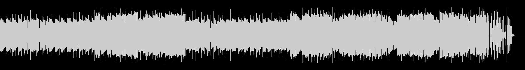レトロゲーム風BGM(ダンジョン、緊張)の未再生の波形