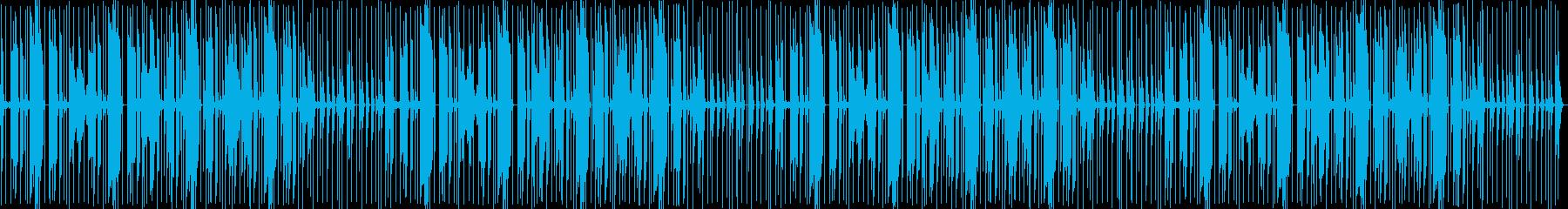 コメディー、イタズラ、ドッキリ、コミカルの再生済みの波形