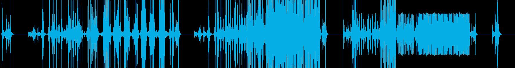 ポートカリス;上下ラチェット機構付...の再生済みの波形