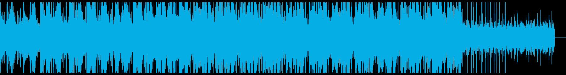 穏やかで感傷的なチルホップ。の再生済みの波形