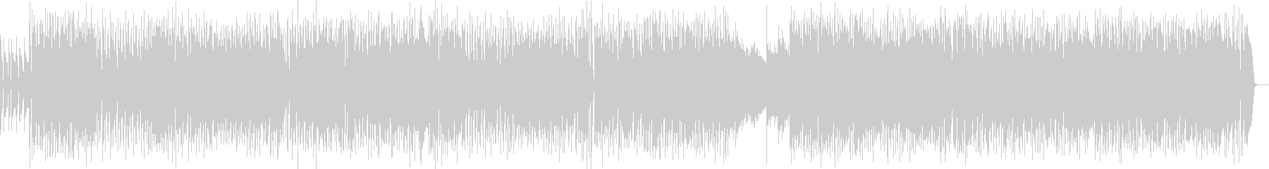 バンドサウンド クランチROCK 生演奏の未再生の波形