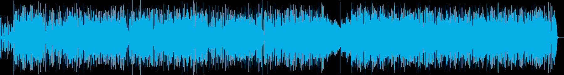 バンドサウンド クランチROCK 生演奏の再生済みの波形