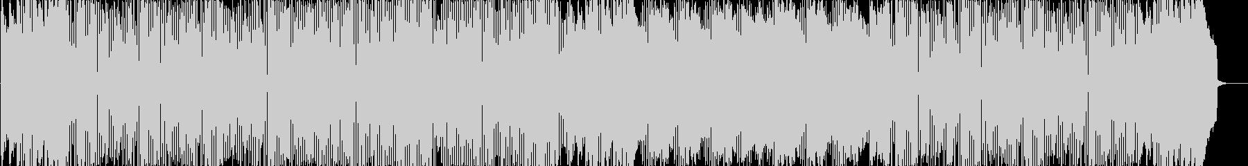 8bitのファンタジー風ポップスの未再生の波形