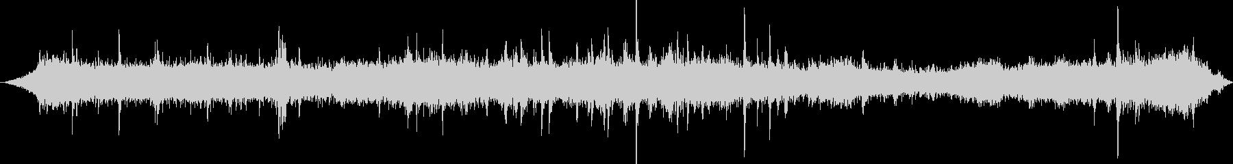 スクールバス:Int:ドライブオン...の未再生の波形
