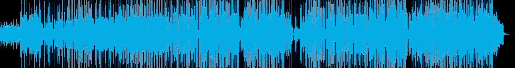無機質でエモいヒップホップ 長尺+の再生済みの波形