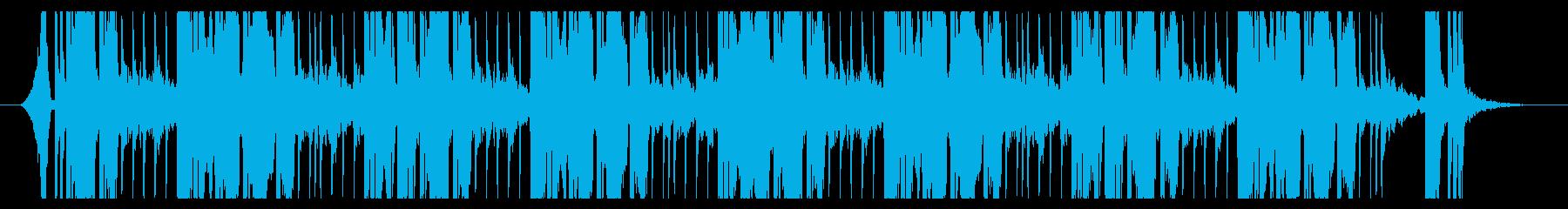 かわいいフューチャーベースNo386_4の再生済みの波形