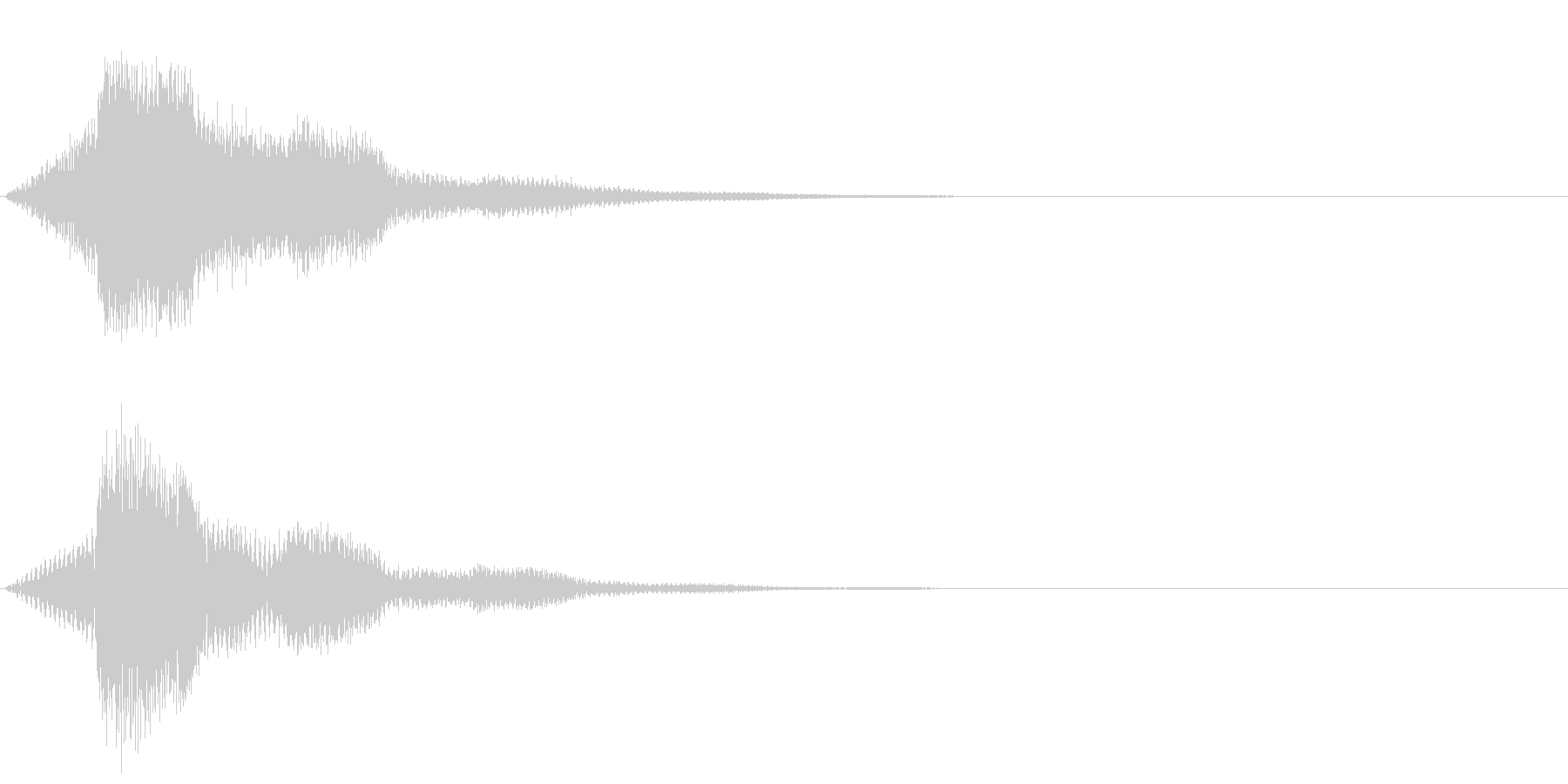 フワープァンプァン…(トピック、テーマ)の未再生の波形