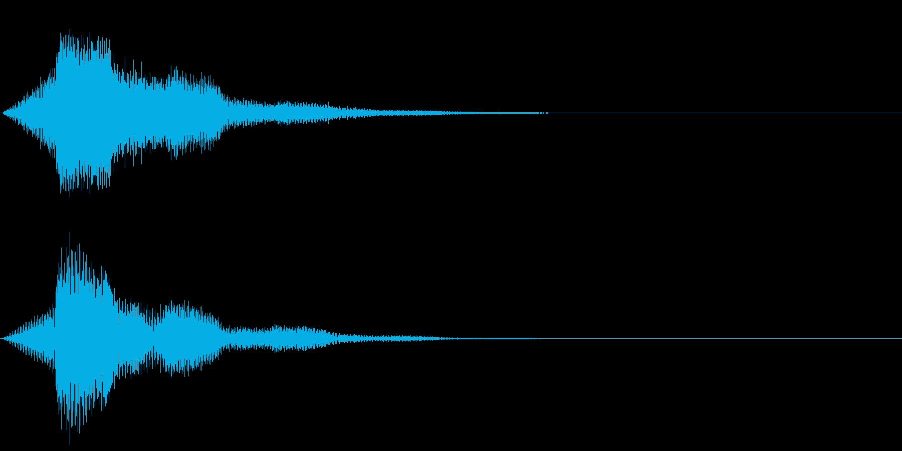 フワープァンプァン…(トピック、テーマ)の再生済みの波形