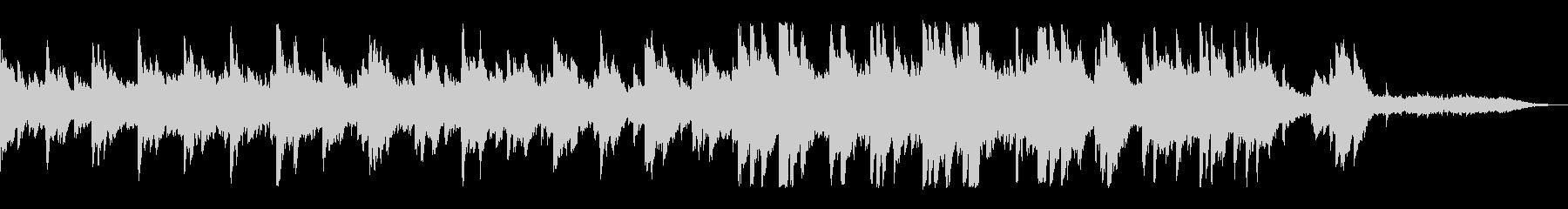 マリンバ&ソフトピアノ優しいコーポレートの未再生の波形