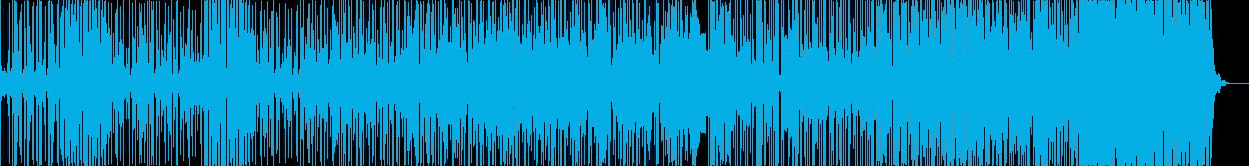 エキゾチックなサウンドのボーカルサ...の再生済みの波形