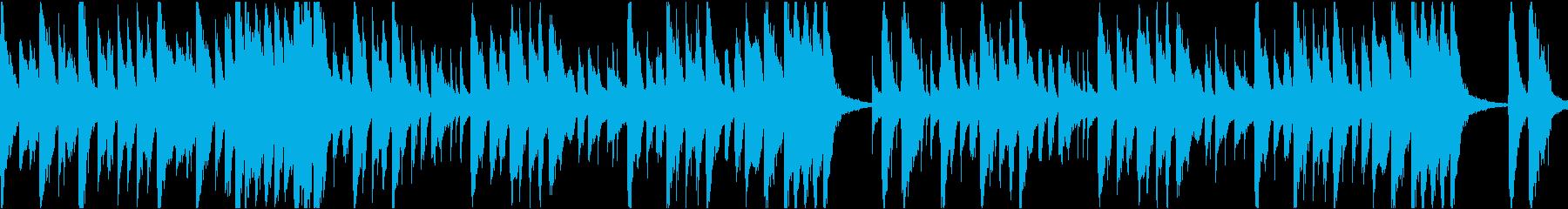 10秒でサビ、コミカル/カラオケループの再生済みの波形