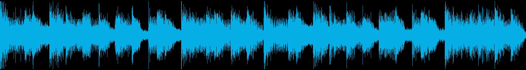 南米とヒップホップの影響をブレンド...の再生済みの波形
