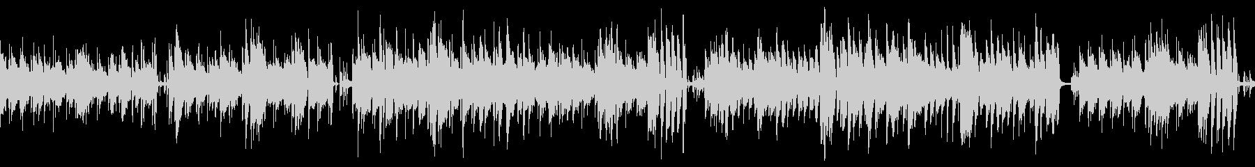 温かい・ほのぼの・日常BGMループの未再生の波形