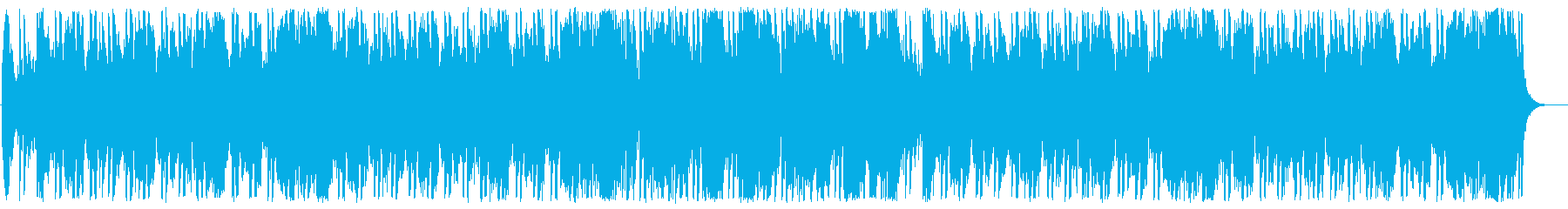 BGM of a gorgeous and large atmosphere's reproduced waveform