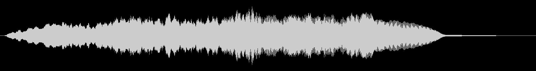パッド レゾナンスフィフス02の未再生の波形