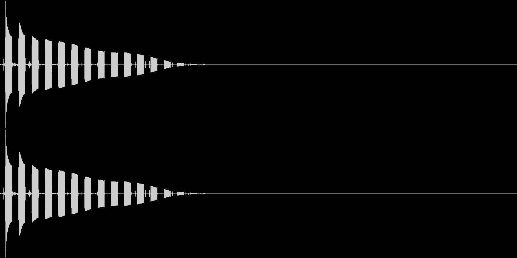 メーター上昇/ステータスアップ/増えるの未再生の波形