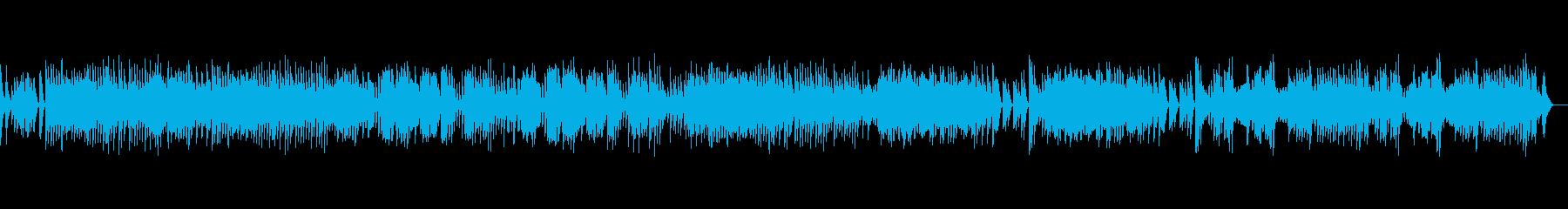 カントリー・クラブ_オルゴールver.の再生済みの波形