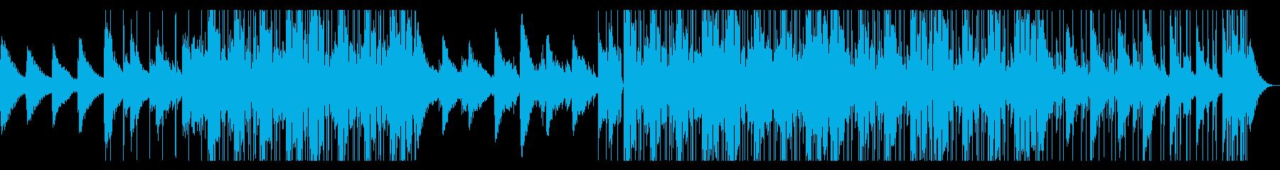 Lofiで切ないChill系HIPHOPの再生済みの波形
