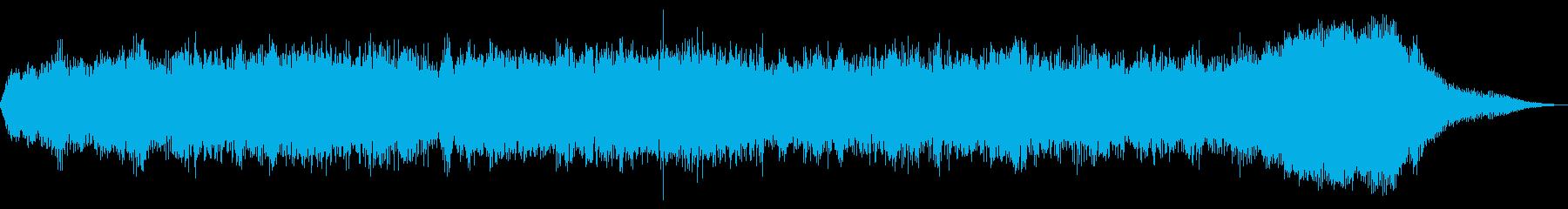 教会系ジングル15秒 Ver.06の再生済みの波形