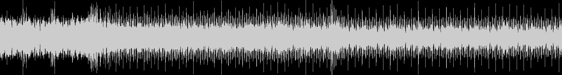 短めのRock戦闘曲の未再生の波形