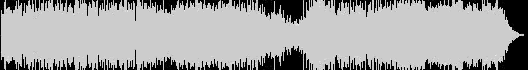 ドローン ミスタービーム01の未再生の波形