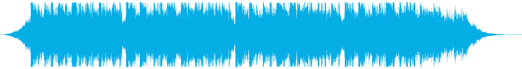 Dance02・爽やか・ピアノ・シンセSの再生済みの波形