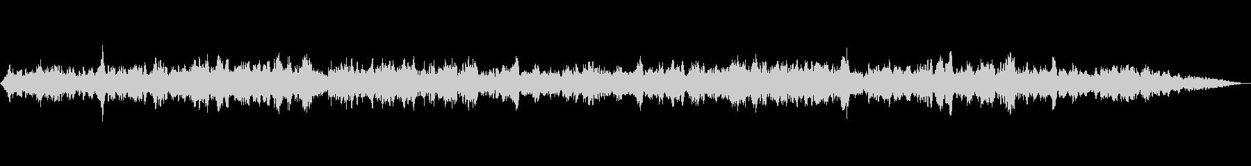 アヴェマリア・ヒーリング曲Ver2の未再生の波形