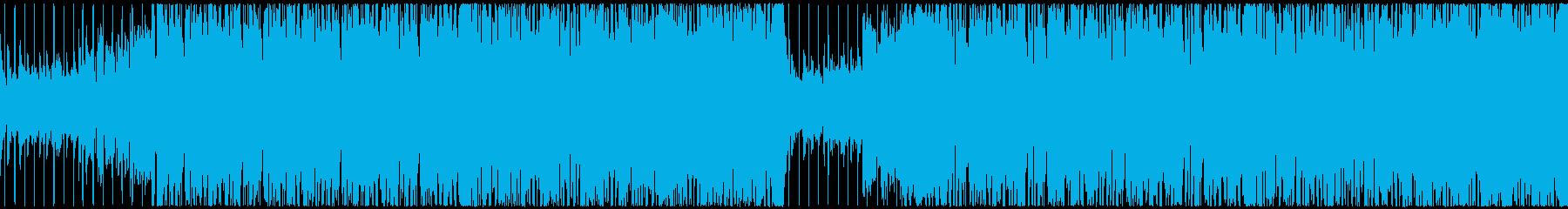 【メロなし・ループ】フューチャーベースの再生済みの波形