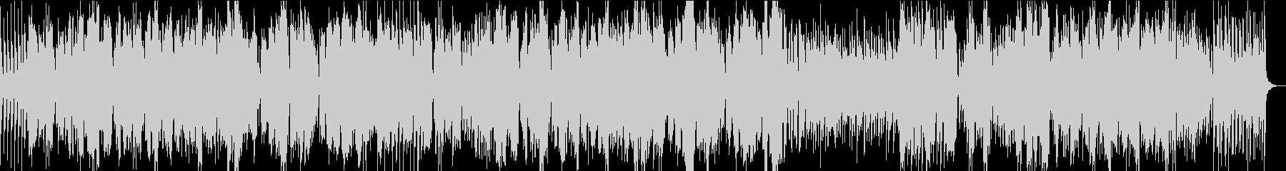アコーディオン+バイオリンのシャンソン風の未再生の波形