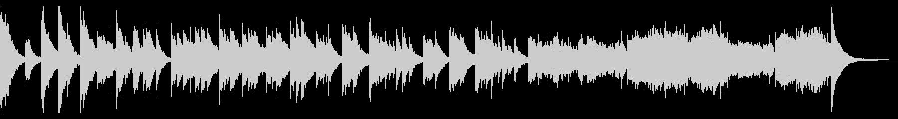 Wabizenの未再生の波形