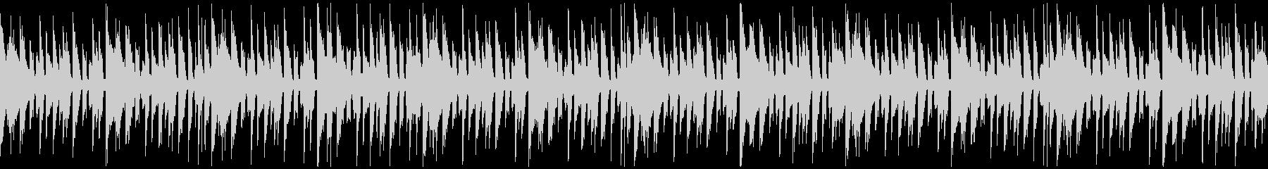 【ループ】リザルト画面や準備画面のBGMの未再生の波形
