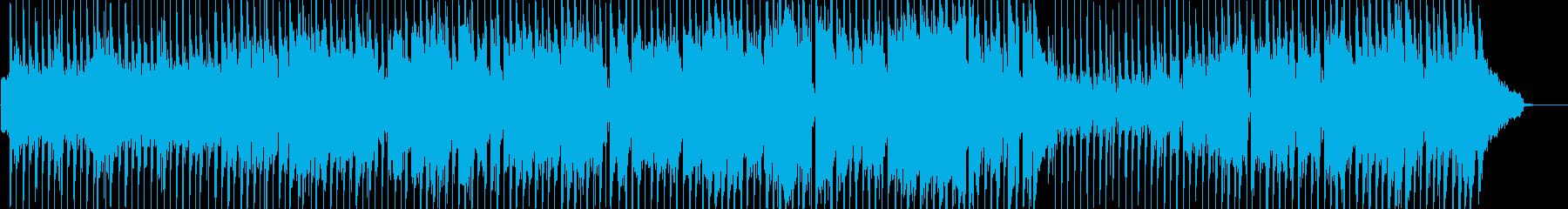日常的過ぎるほのぼの打楽器ポップス 短尺の再生済みの波形