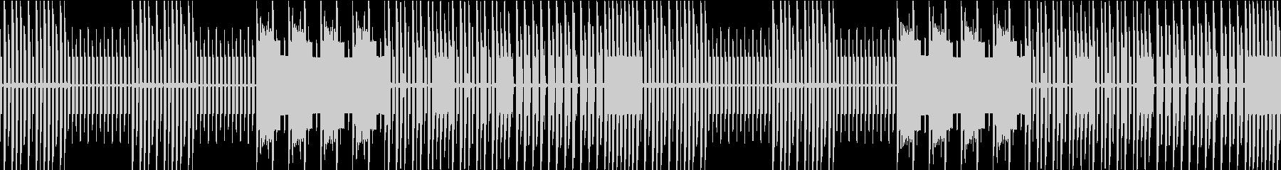 FC風ループ 秘密の通路の未再生の波形