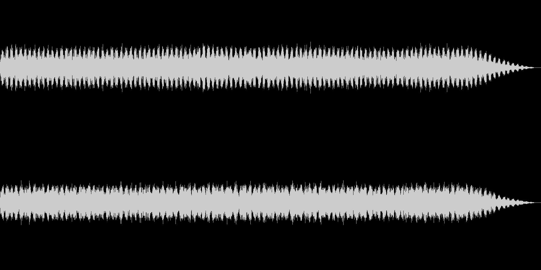 【生録音】美しい秋の虫の鳴き声 2019の未再生の波形