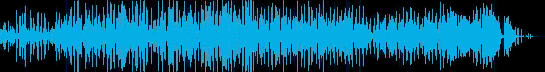 モダンジャズ。高調波電圧。ダンス。...の再生済みの波形