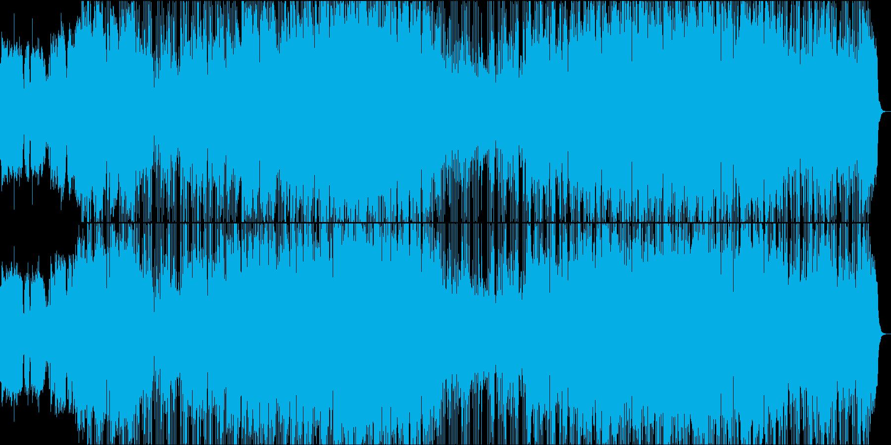 幸せのテーマソング♪ウェディング♪の再生済みの波形