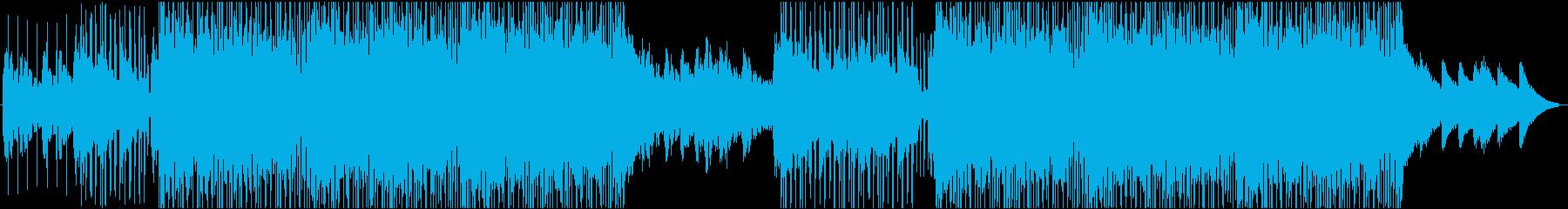 Soft EDM's reproduced waveform