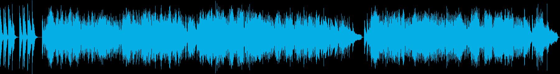 遺作/ショパン・ソフトピアノの再生済みの波形
