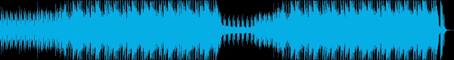 スタイリッシュビットの再生済みの波形