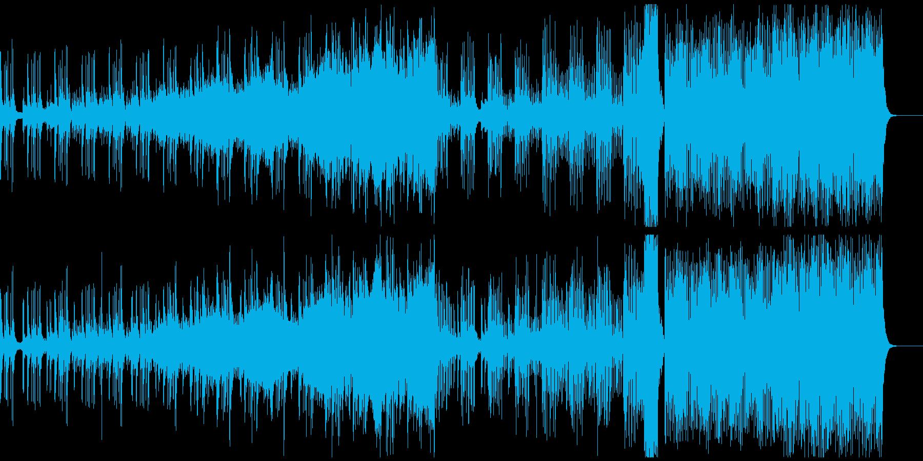琴、日本、壮大の再生済みの波形