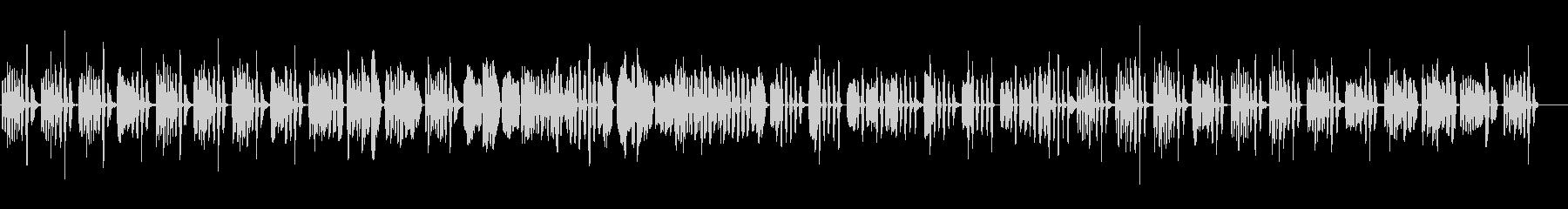 ゴセック/ガヴォット/へたっぴソロの未再生の波形