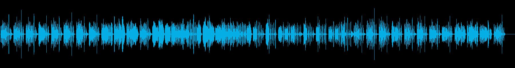 ゴセック/ガヴォット/へたっぴソロの再生済みの波形