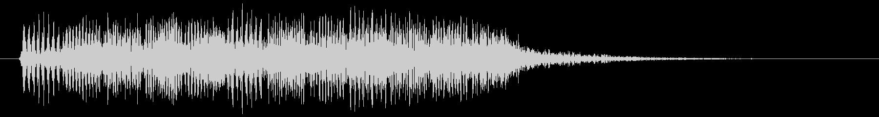 ぶわわ パワーダウン ぼわ 低音の未再生の波形